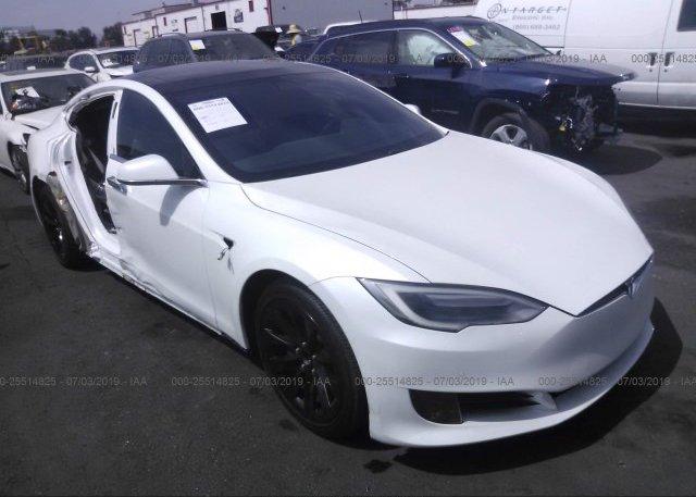 Inventory #873822676 2017 Tesla MODEL S
