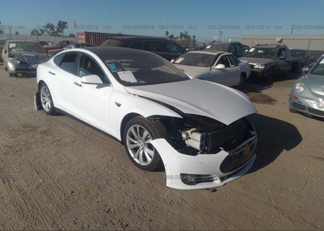 Inventory #224978587 2014 Tesla MODEL S