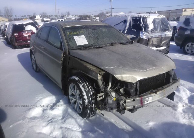 Inventory #483957191 2010 FORD TAURUS