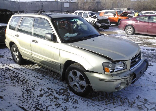 Inventory #702137991 2003 Subaru FORESTER