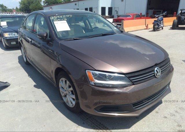 Inventory #115297373 2011 Volkswagen JETTA