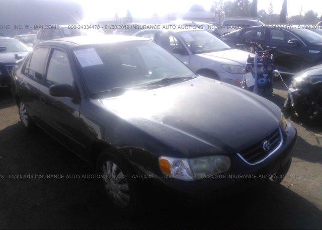 Inventory #399117087 2001 Toyota COROLLA