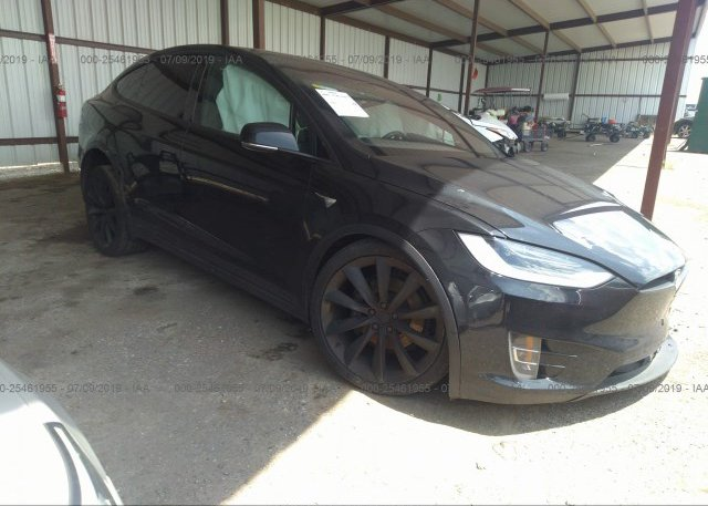 Inventory #528376880 2018 Tesla MODEL X