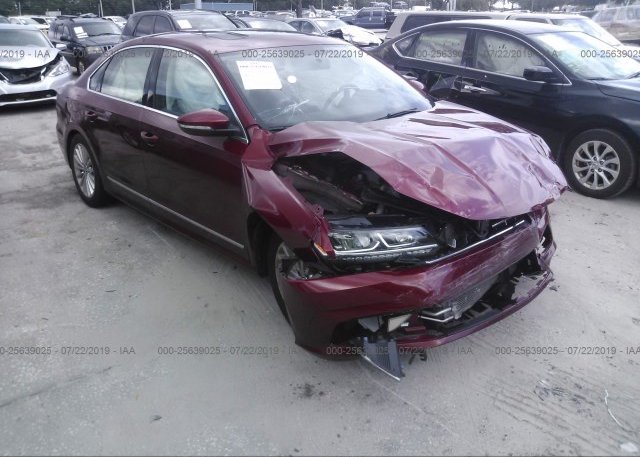 Inventory #892153673 2017 Volkswagen PASSAT
