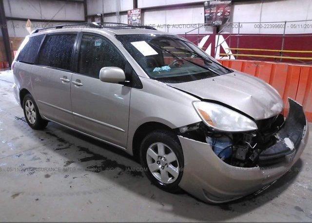 Inventory #252752111 2004 Toyota SIENNA