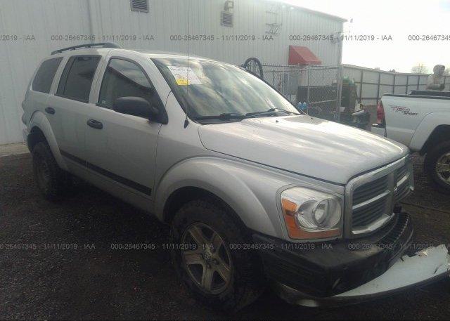 Inventory #361272155 2005 Dodge DURANGO