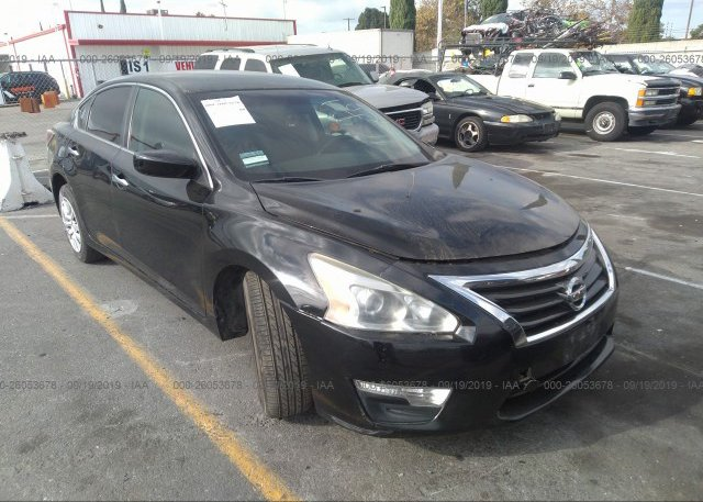 Inventory #922197645 2014 Nissan ALTIMA