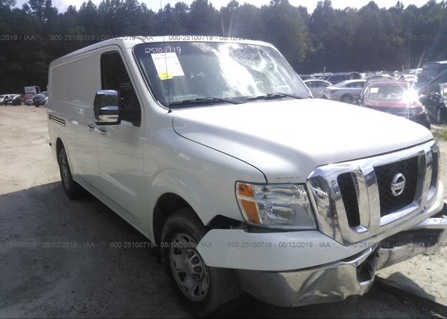 Inventory #967963443 2012 Nissan NV