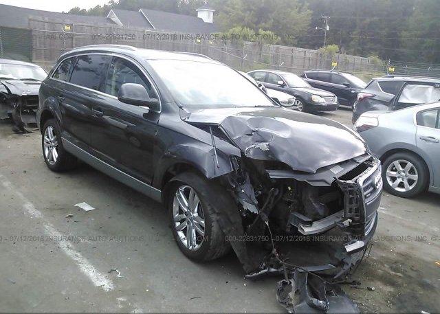 WABVLD Salvage Black Audi Q At COLUMBIA SC On Online - Audi of columbia