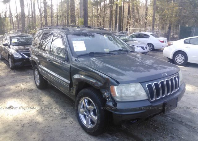 Inventory #439775225 2003 JEEP GRAND CHEROKEE