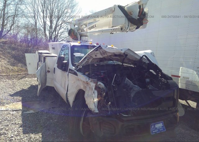 Inventory #562096745 2016 FORD F550