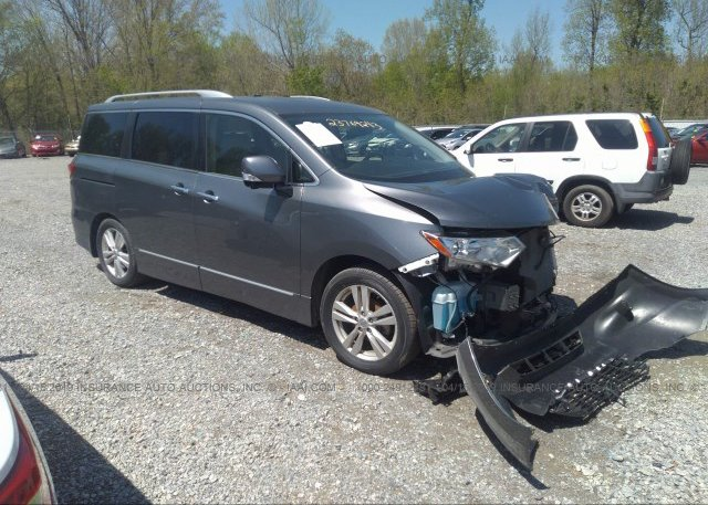Inventory #424122146 2015 Nissan QUEST