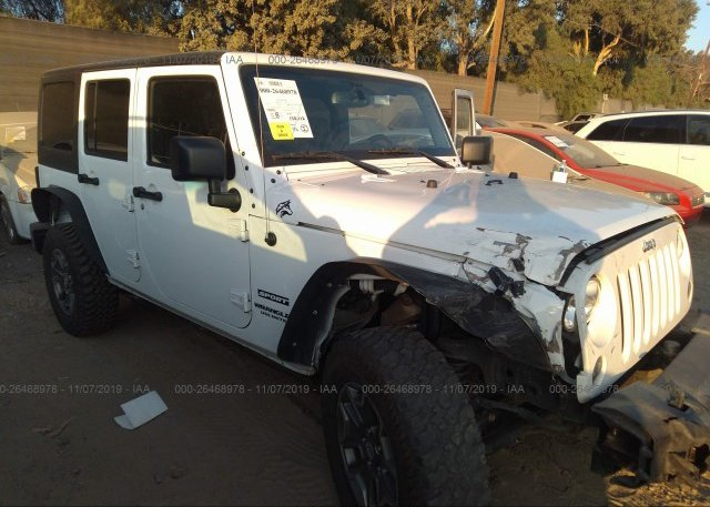 Inventory #708582470 2015 JEEP WRANGLER UNLIMITE