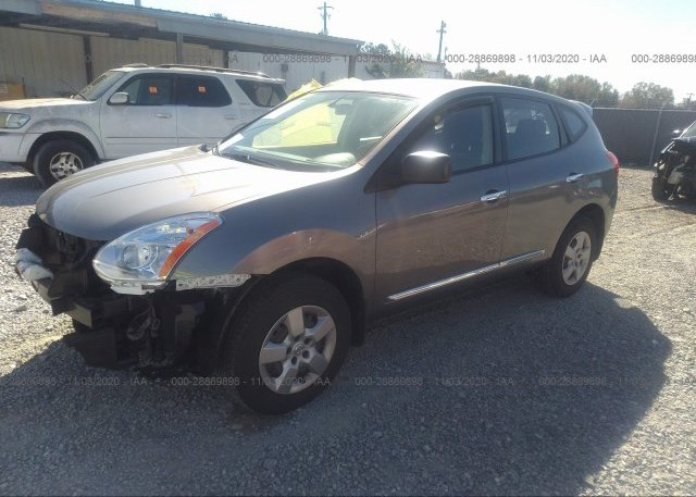 из сша 2013 NISSAN ROGUE JN8AS5MV9DW601447