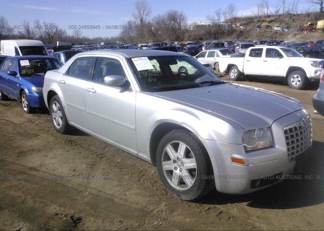 Inventory #608618226 2006 Chrysler 300