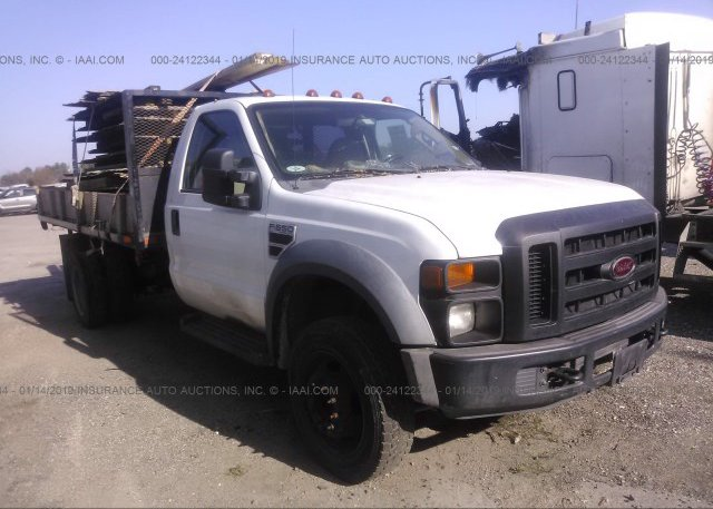 Inventory #376514147 2008 FORD F550