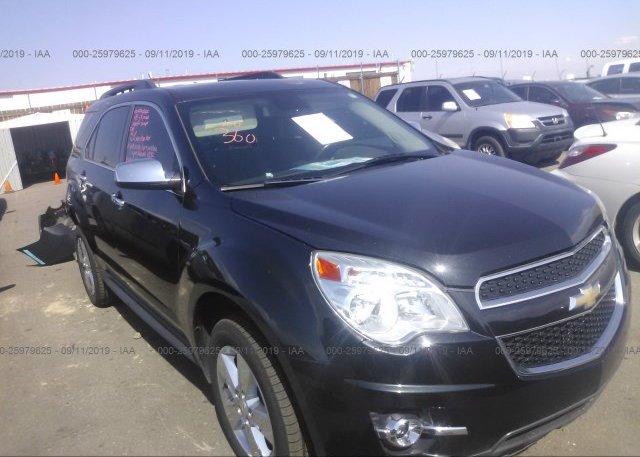 Inventory #266753359 2015 Chevrolet EQUINOX