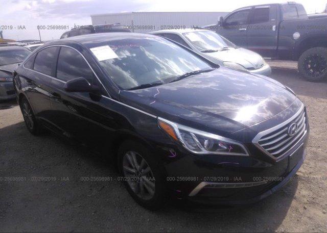Inventory #237336736 2015 Hyundai SONATA