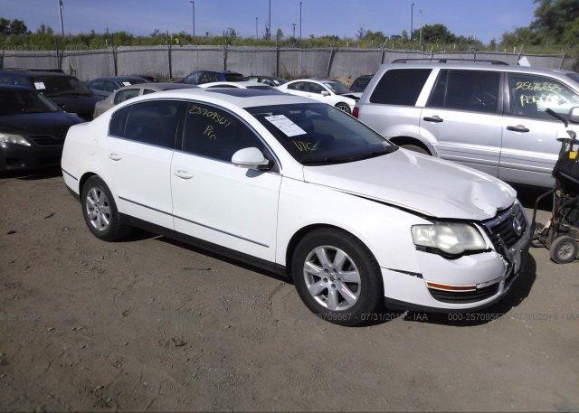 Inventory #389500716 2006 Volkswagen PASSAT