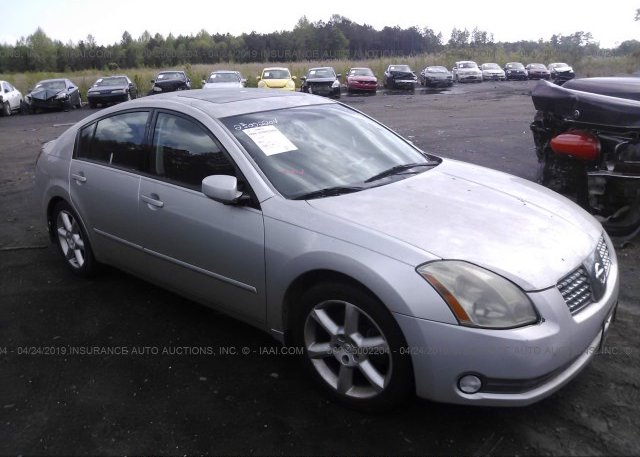 Inventory #299801205 2004 Nissan MAXIMA