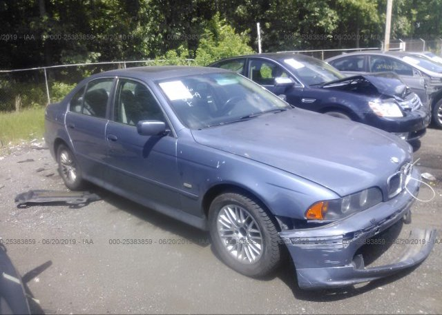 Inventory #762074321 2002 BMW 530
