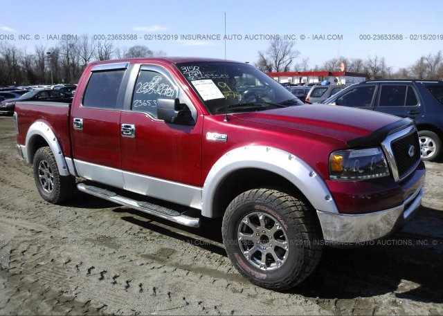 Inventory #310314526 2007 FORD F150