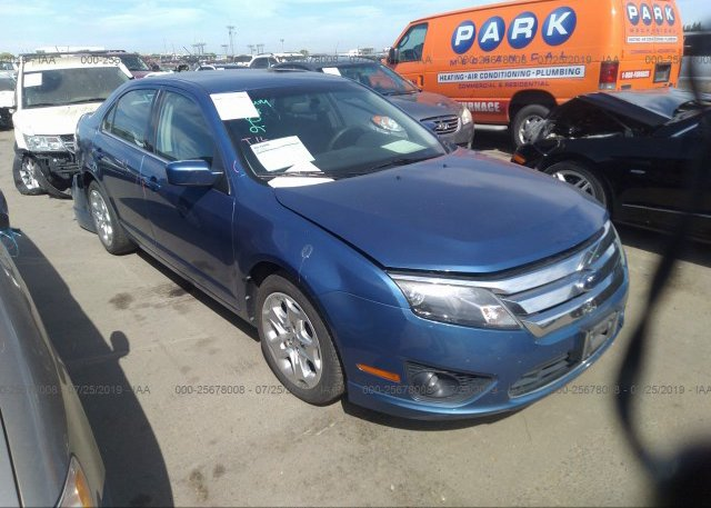 Inventory #283793813 2010 FORD FUSION