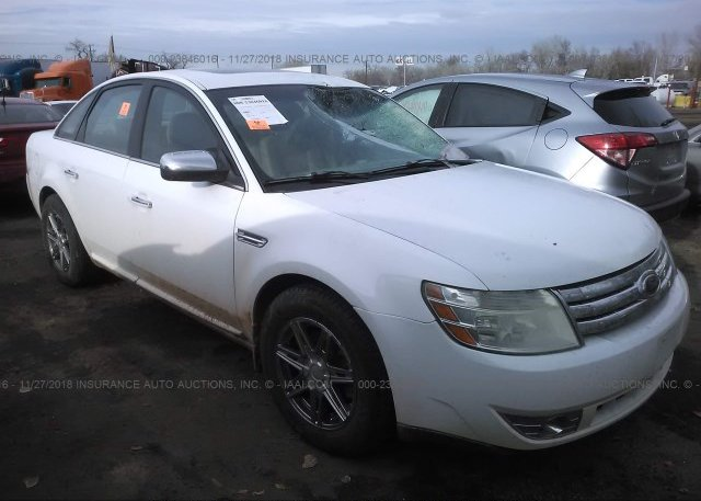 Inventory #808386375 2008 FORD TAURUS