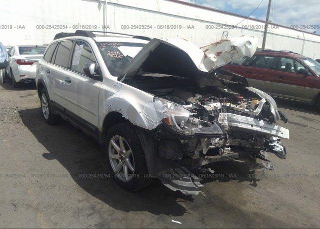 Inventory #901483097 2014 Subaru OUTBACK