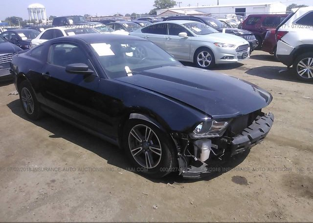 Inventory #471710802 2012 FORD MUSTANG