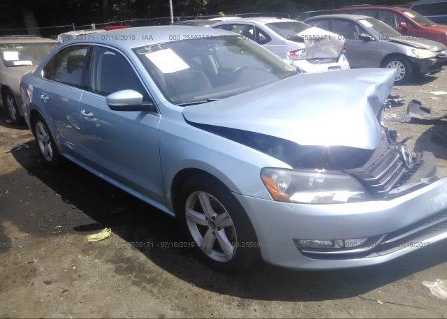 Inventory #562745683 2013 Volkswagen PASSAT