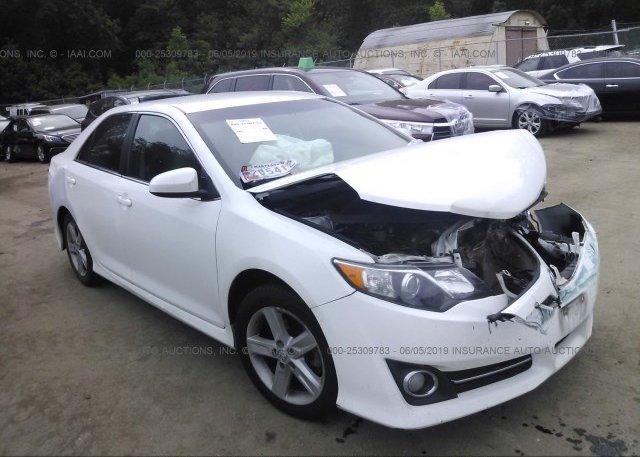 Inventory #617252134 2014 Toyota CAMRY