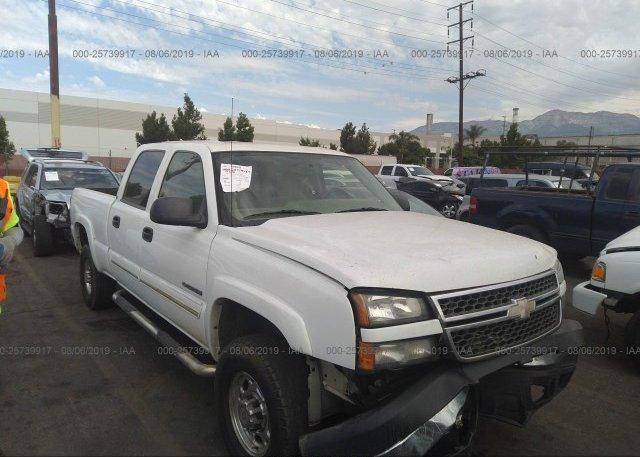 Inventory #801620330 2005 Chevrolet SILVERADO