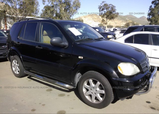 Inventory #124199749 1998 Mercedes-benz ML