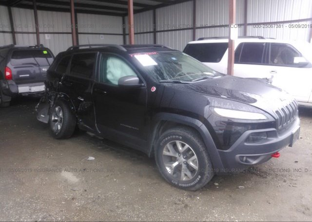 Inventory #282753403 2016 JEEP CHEROKEE