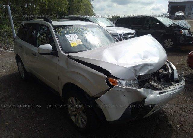 Inventory #100168307 2011 Subaru FORESTER