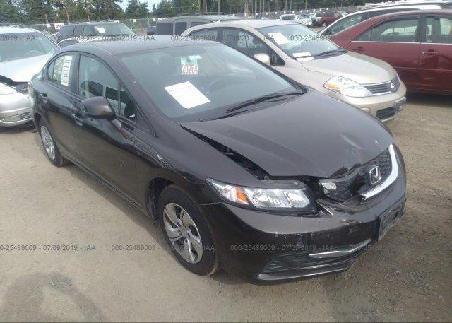 Inventory #493168480 2013 Honda CIVIC