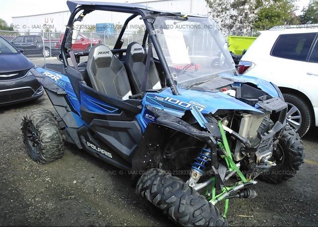 Inventory #990960733 2015 POLARIS RZR
