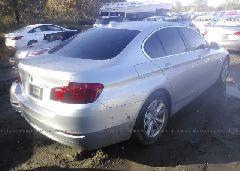 2015 BMW 528 - WBA5A5C58FD514216 rear view