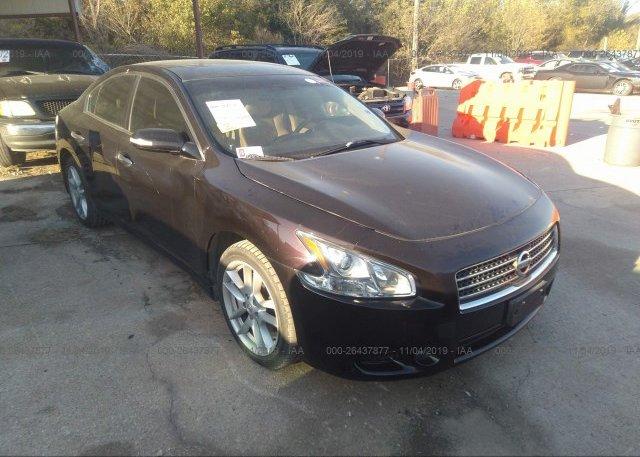 Inventory #107205082 2010 Nissan MAXIMA