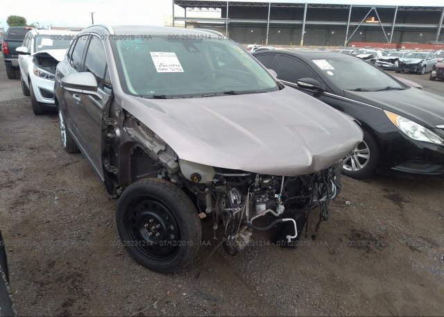 Inventory #680826220 2018 Lincoln MKC