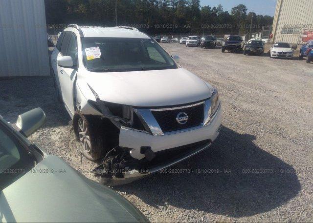 Inventory #285278780 2015 Nissan PATHFINDER