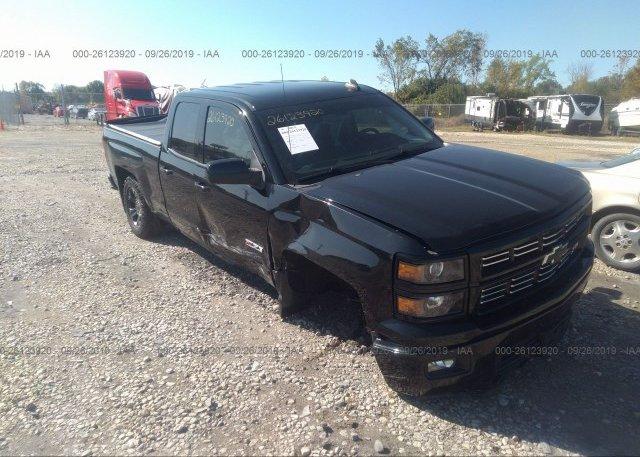 Inventory #127684593 2015 Chevrolet SILVERADO