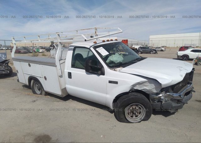 Inventory #625720178 2004 FORD F350