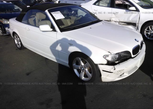 Inventory #757289136 2006 BMW 325