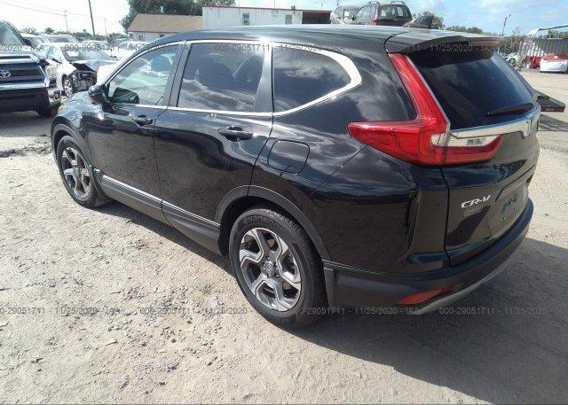 купить 2019 HONDA CR-V 7FARW1H85KE036331