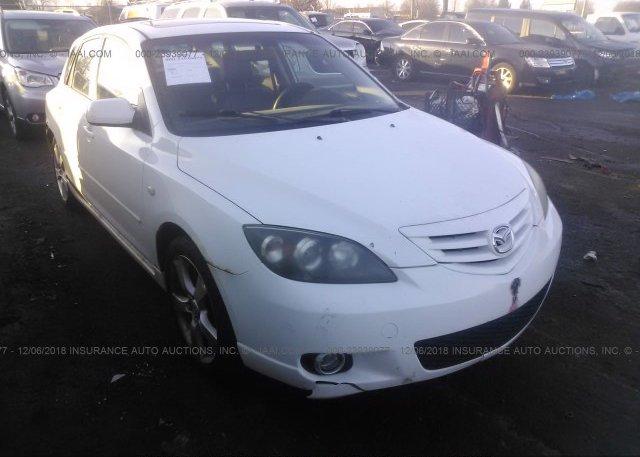 Inventory #749940074 2004 Mazda 3