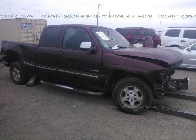 Inventory #436106538 2001 Chevrolet SILVERADO