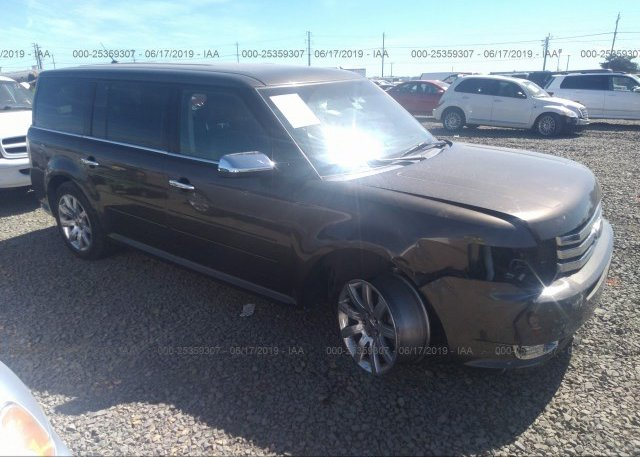 Inventory #620873951 2011 FORD FLEX