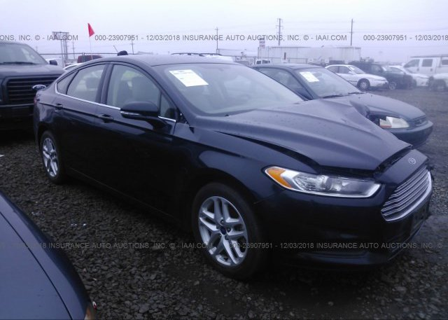 Inventory #670387741 2014 FORD FUSION